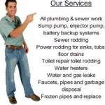 Plumbing Repairs Services in Houston
